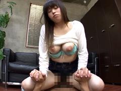 母乳若妻と乳汁噴出性交