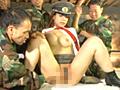 女軍人 恥辱のクーデター! 女軍人を襲う卑劣な罠