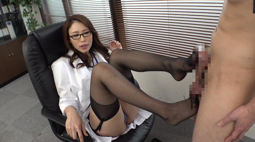 友人の姉は医者!こんな不良女医で童貞を捨てちゃったSP
